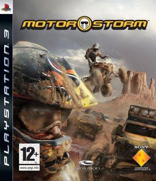 MOTOR STORM PS3 PlayStation 3