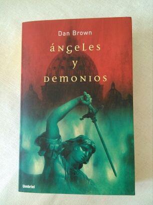 Ángeles y demonios. Dan Brown