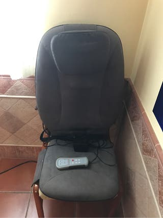 Asiento masaje adaptable