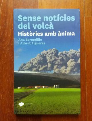 llibre sense noticies del volcà