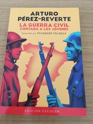 Libro Arturo Pérez Reberte