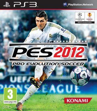 PES2012 PS3 PlayStation 3