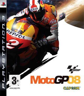 MotoGP08 PS3 PlayStation 3