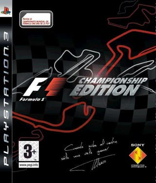 F1 Edition PS3 PlayStation 3