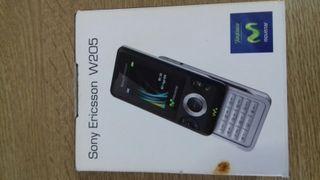 Sony Ericsson w 205