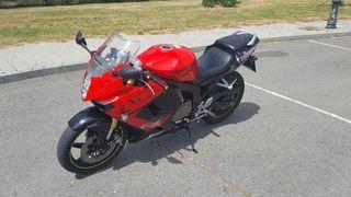 Hyosung Gt-R 125cc