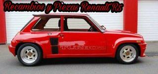 Piezas Renault R5