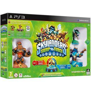 SKYLANDERS SWAP FORCE PS3 PlayStation 3