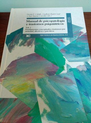 Manual psicopatología de V. Caballo