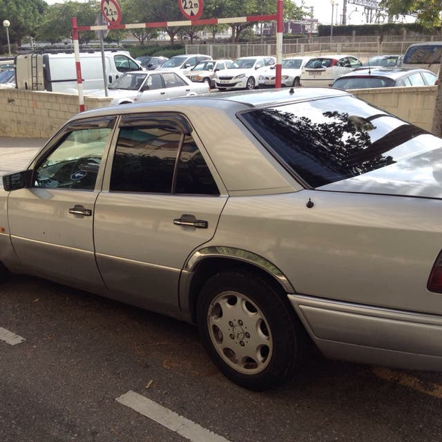 Mercedes-Benz Clase A 1993