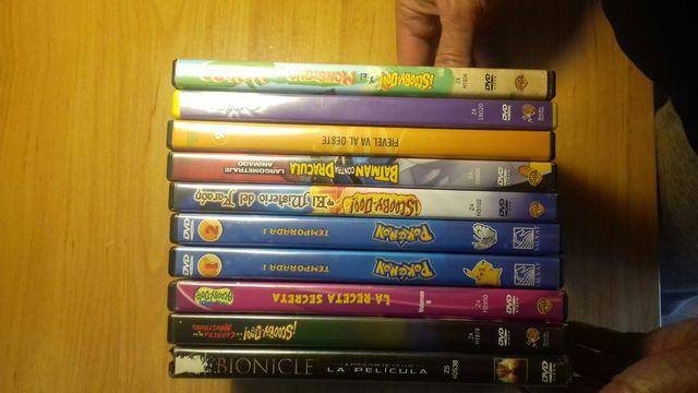 Series/Películas infantiles