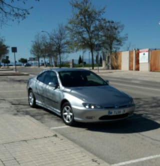 Peugeot 406 coupe.