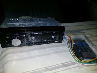 Radio coche usb sd a estrenar economico