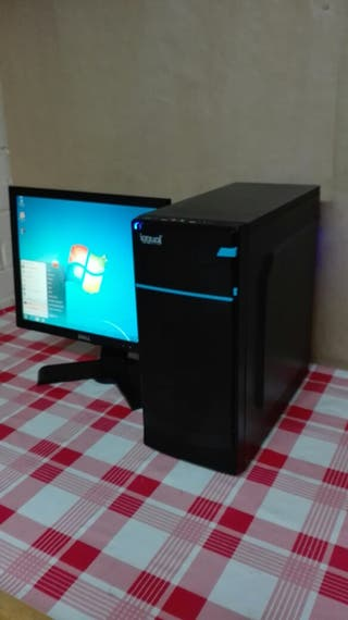 Pc Asus Potente de 4 núcleos
