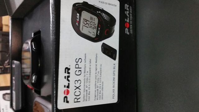 Reloj Polar RCX3 GPS nuevo