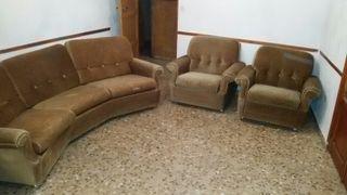 Sofá con butacas