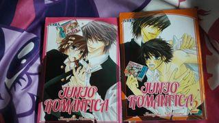 Comics Junjou Romantica