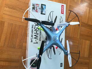 Drone syma sin uso