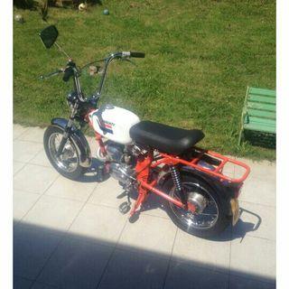 moto ducati m3 año 1977
