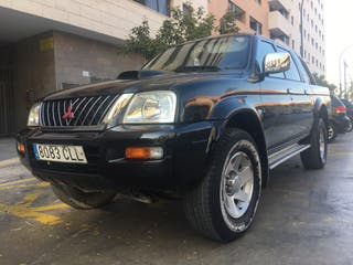 Mitsubishi L 200 Pick-Up