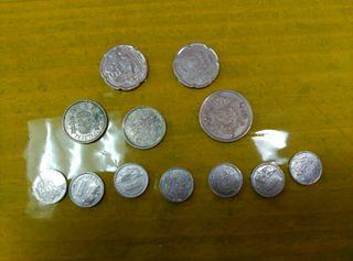 monedas de 50 pesetas