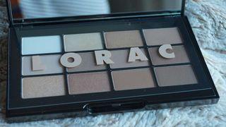 LORAC Nude Necessities Palette. Paleta sombras de ojos. Nueva