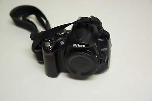 Cuerpo Nikon D5000