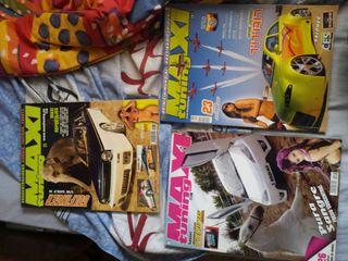 revistas maxi tuning