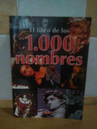 Libro de los 1000 nombres