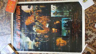 poster blade runner original 1982