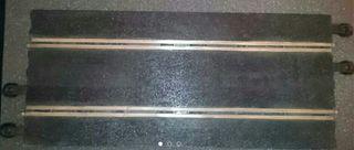 recta estándar scalextric