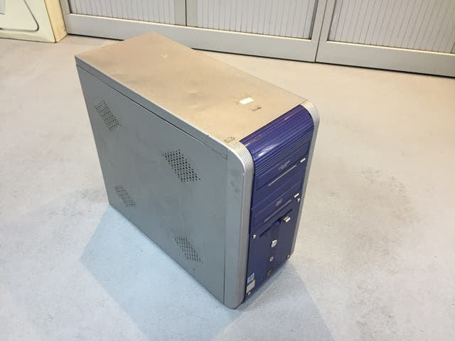 Ordenador Pentium 4, 1GB de RAM, 128MB video