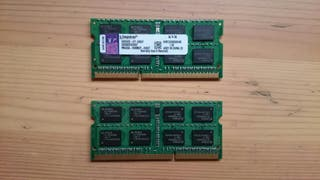 Memoria RAM MacBook