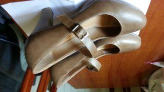 Zapatos de tacón Mary Paz T-37