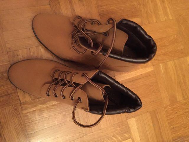 Zapatos Botines Mujer