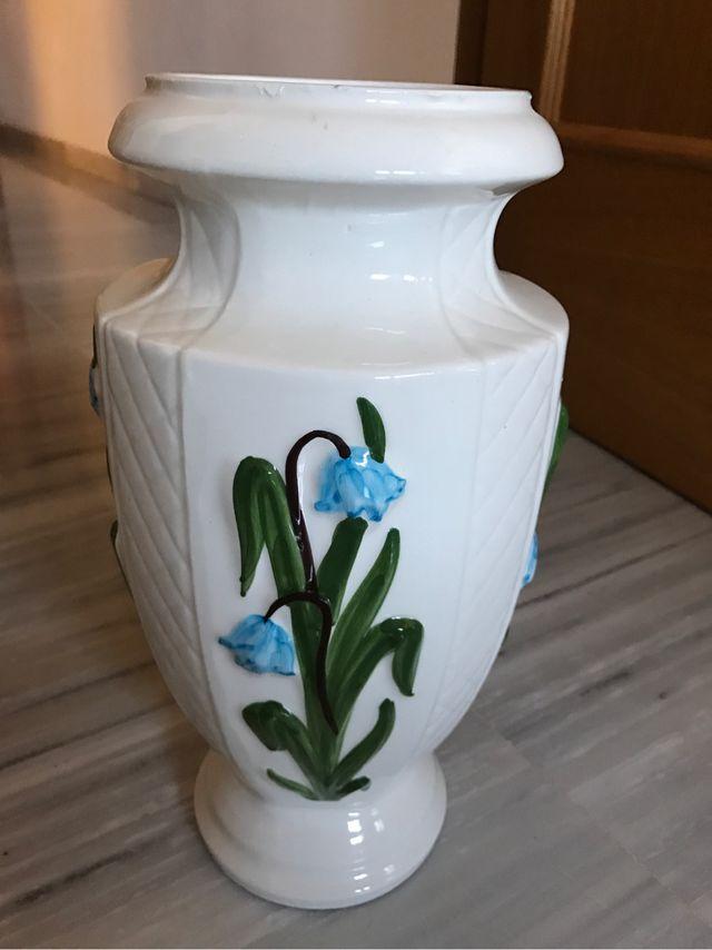 Jarrón decorativo cerámica