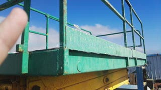Plataforma elevadora haulotte 18 metros año 2002