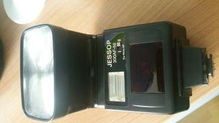 Flash Jessop 300 AF - Ni para Nikon