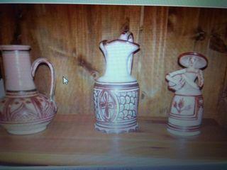 conjunto cerámica