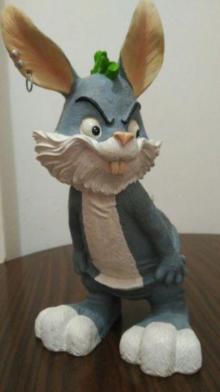 "Figura ""Conejo Macarra"""