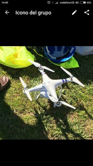 Reparación y aprendizaje Drones