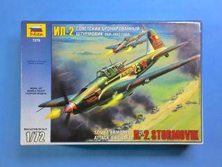 ZVEZDA IL-2 Sturmovik (1/72)