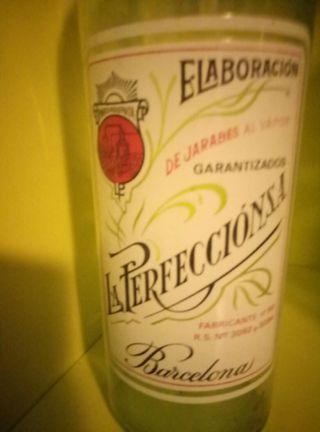 botella la perfeccion