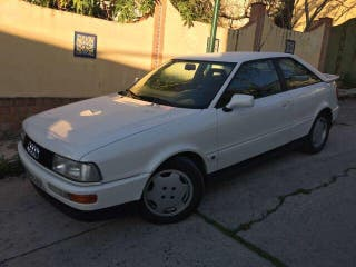 Audi coupe INYE 1990