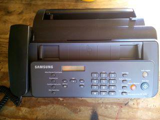 Telefono Fax Samsung en impecable estado