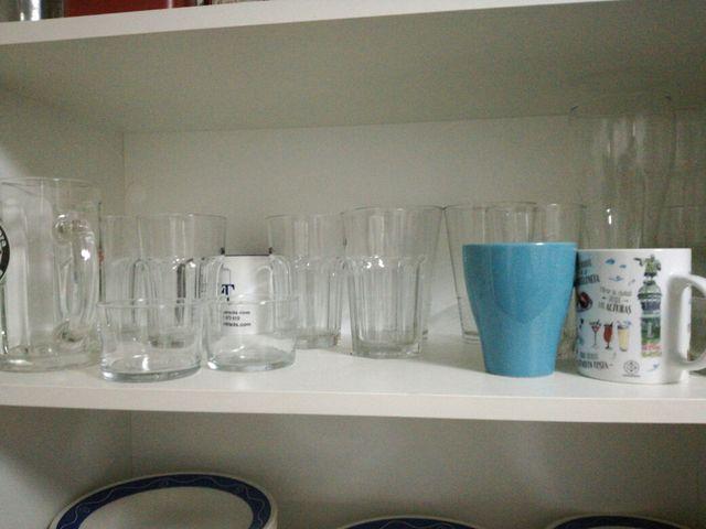 Vaso — Set de vasos, copas y jarras de cerveza