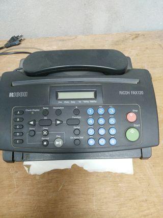 Contestador teléfono y fax