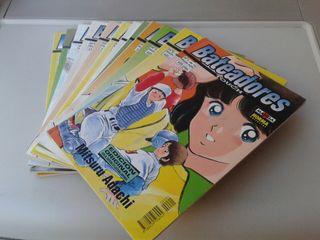 BATEADORES cómic manga
