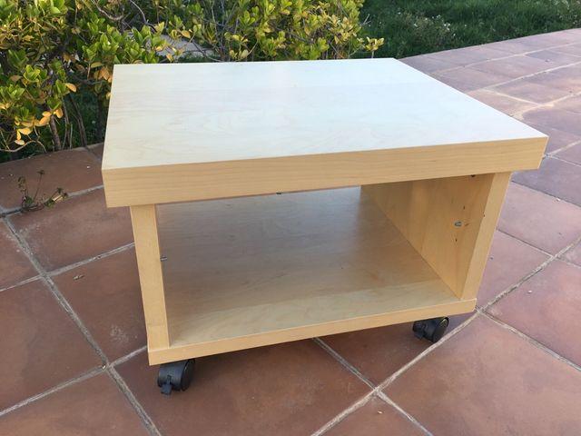 Mueble Tv Ikea Con Ruedas De Segunda Mano Por 25 En Las Villas De