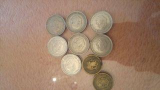 monedas antiguas a 500 cada una